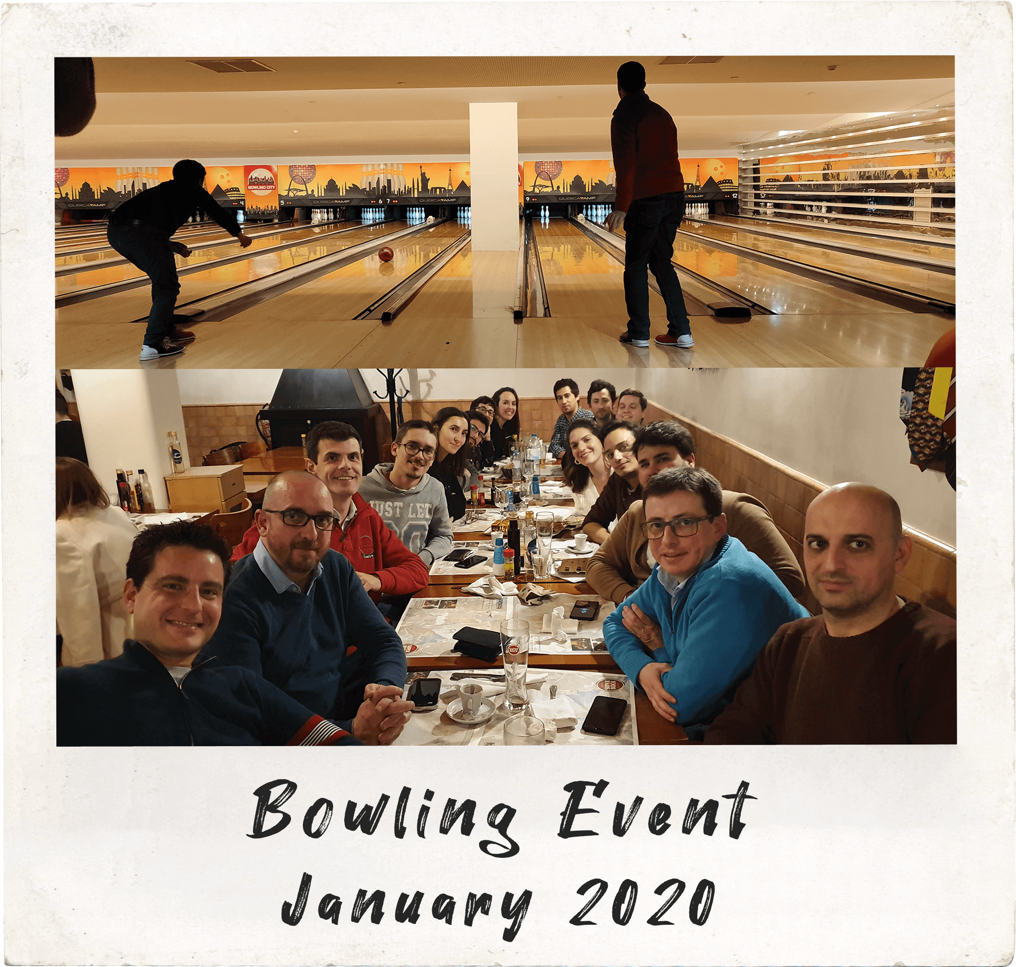 Moxie 🚀 Bowling Event - January 2020