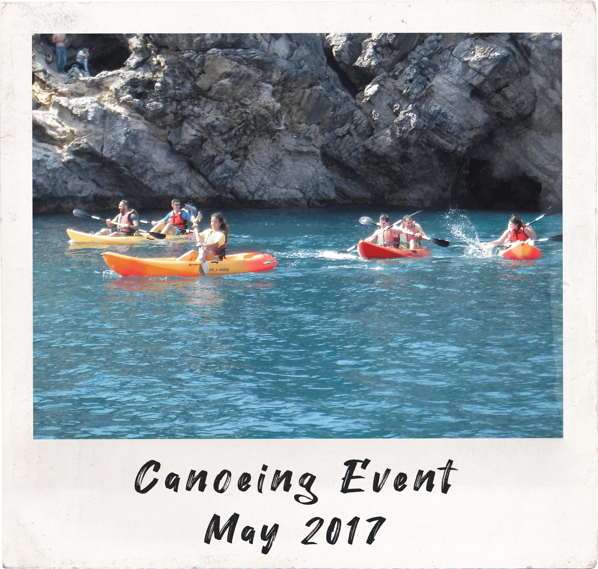 Moxie 🚀 Canoeing Event - May 2017