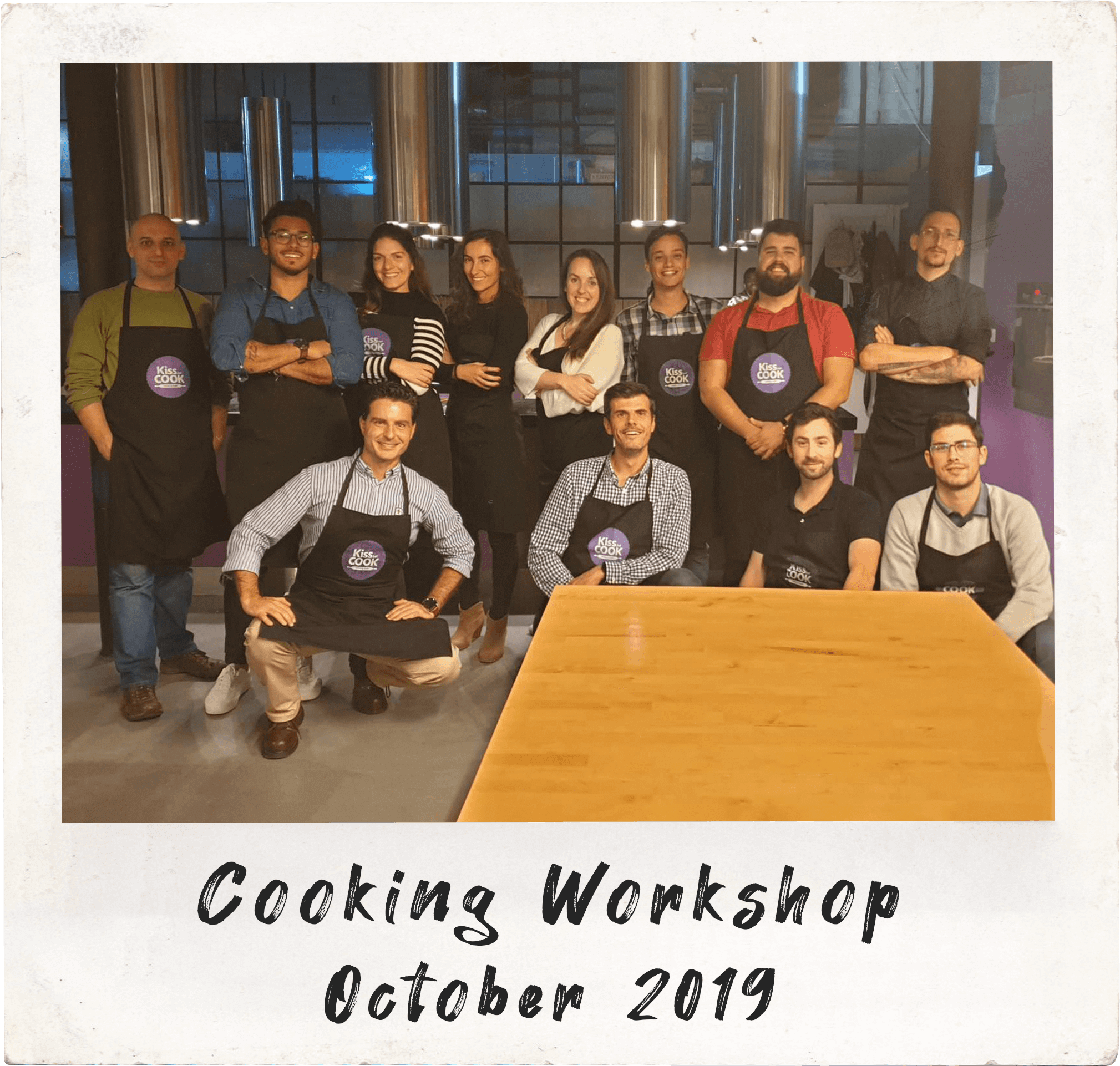 Moxie 🚀 Cooking Workshop - October 2019