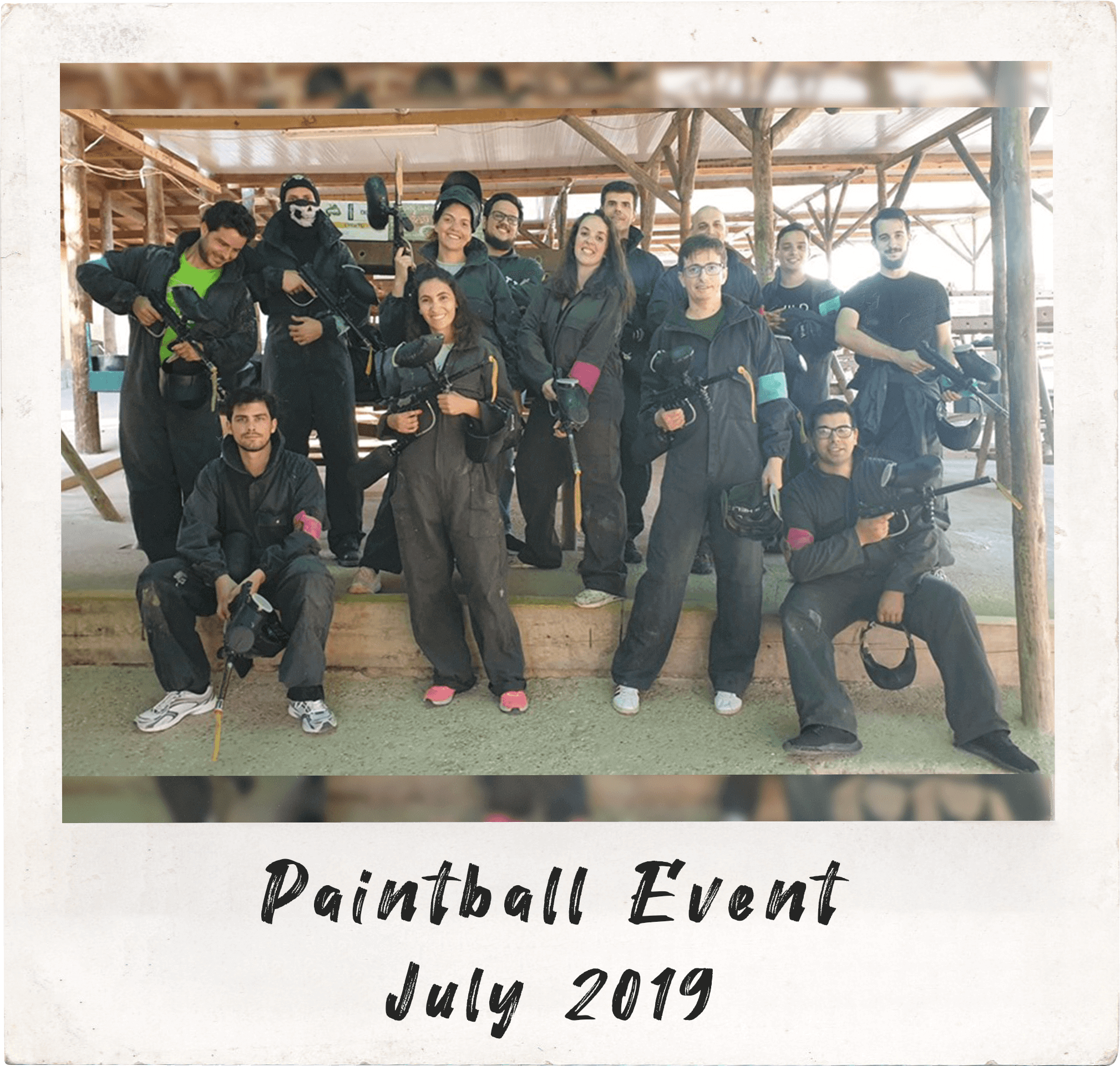 Moxie 🚀 Paintball Event - July 2019