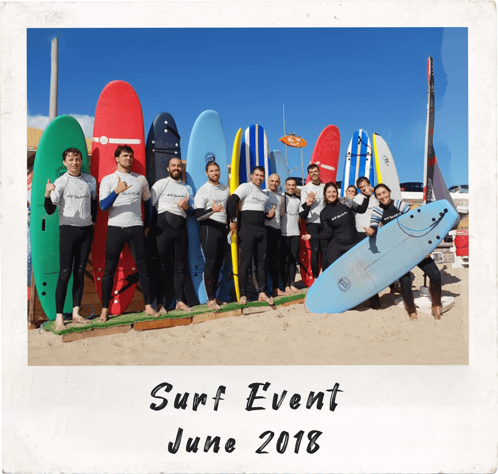 Moxie 🚀 Surf Event - June 2018